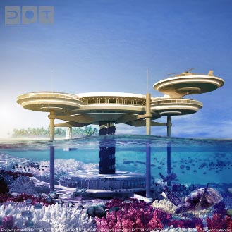 Deep Ocean Technology - Underwater Hotel