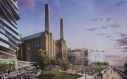 Render of What Battersea Power Station Could Look Like
