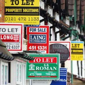 London Rents 'Hit by Employment Market'