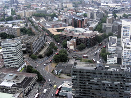 elephant and castle before