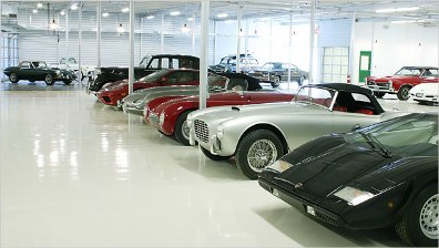 The Car Collectors Garage