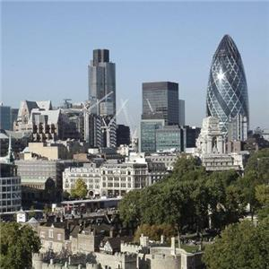 London's Prime Property Market Improving