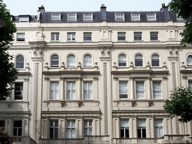 posh london apartments