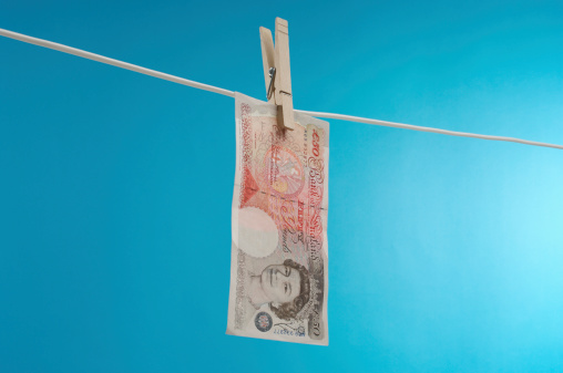 Trying to Follow London's Corrupt Money Trail