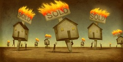 Is the Heat Off the UK Housing Market?