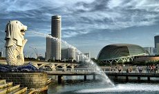 Singapore Largest Foreign Investor in Asia in 2014