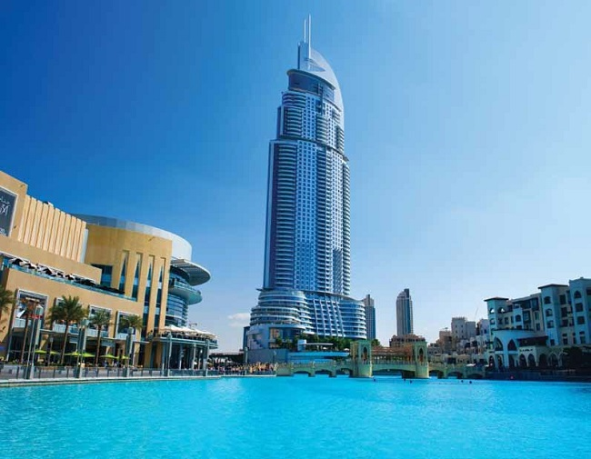 Hotel investment booming in dubai economy for Address hotel dubai